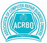 association of computer repair business owners logo